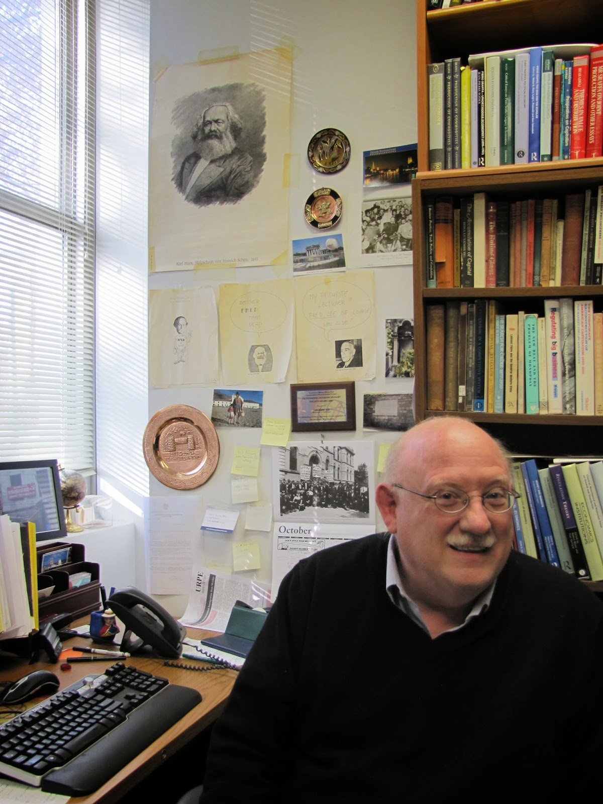 "In memoriam: Frederic S. Lee (1949-2014), el adiós a un ""economista  blasfemo""[*]   Lumpenproletariat"