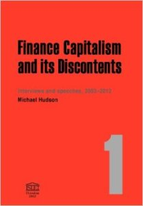 HudsonFinanceCapitalismDiscontents