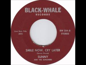SmileNowCryLaterSunnyBlack-WhaleRecords