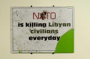 NATO vs Lybia