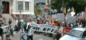 1999-lock-out-at-KPFA march