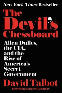 devil's chessboard by david talbot
