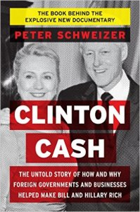 Clinton Cash (2015) by Peter Schweizer
